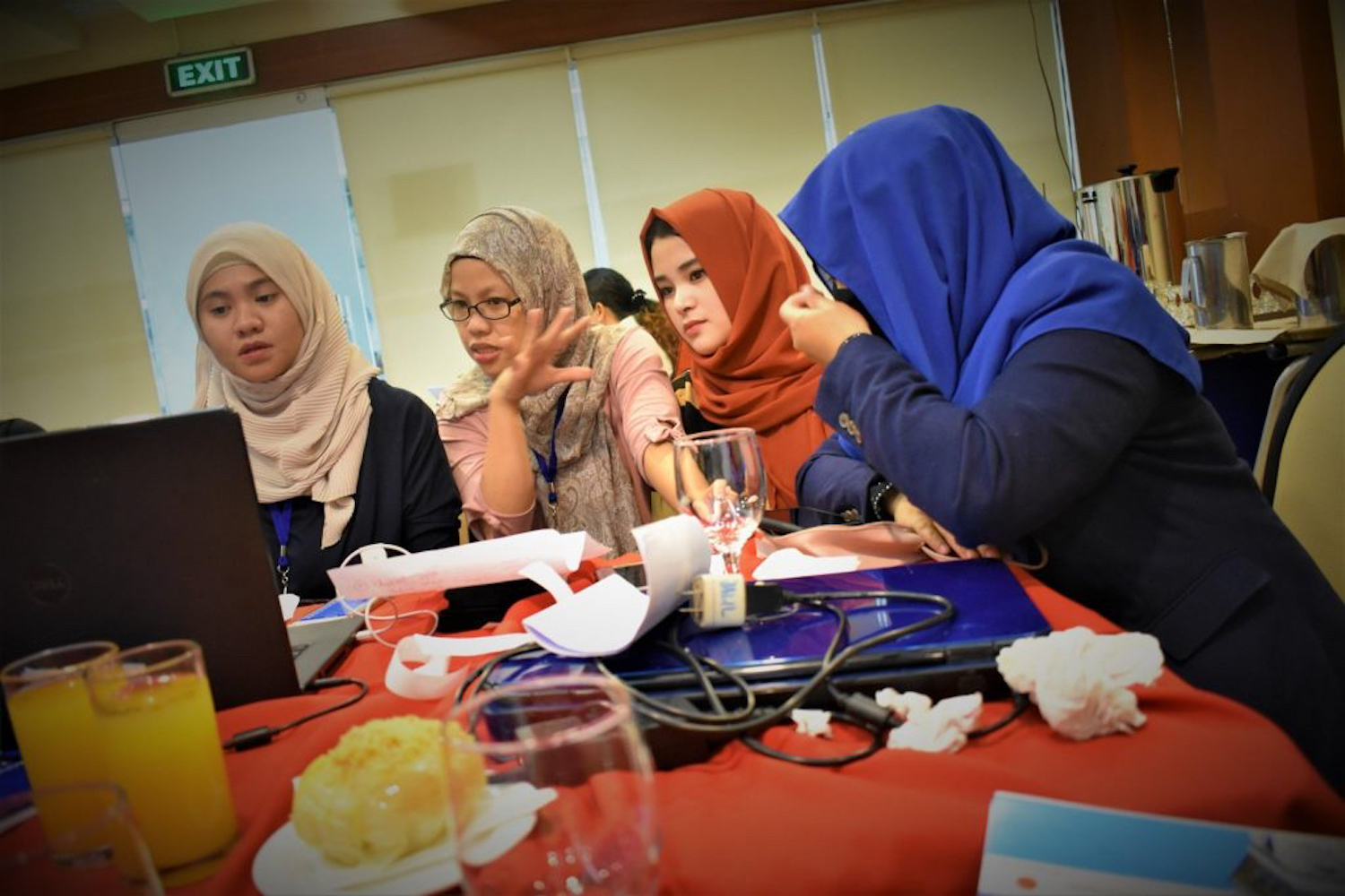 Maranao youth learning citizen journalism