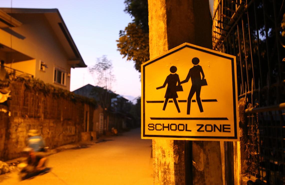 Sexual predators prey on children right in the community