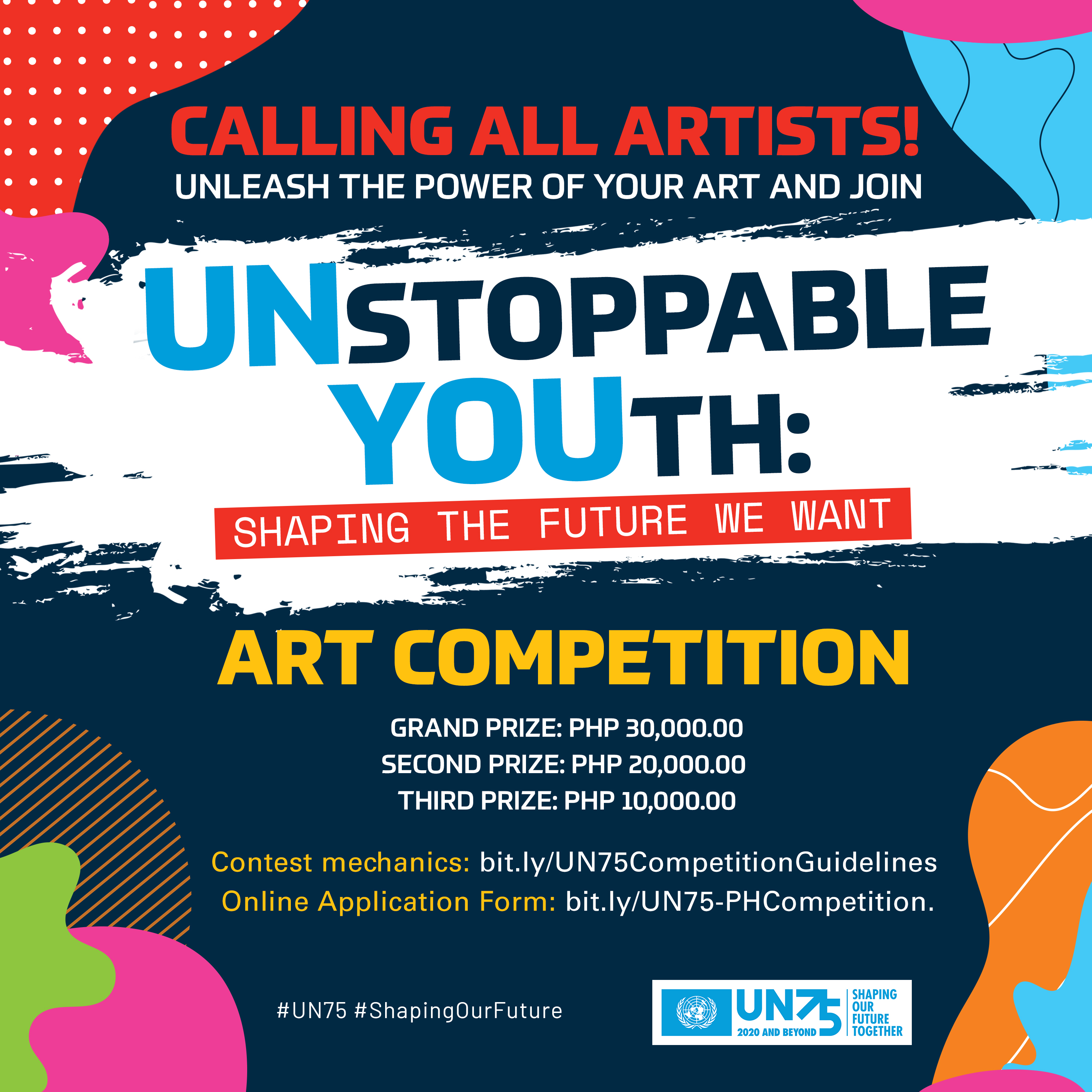 UNStoppable YOUth: Shaping the Future We Want