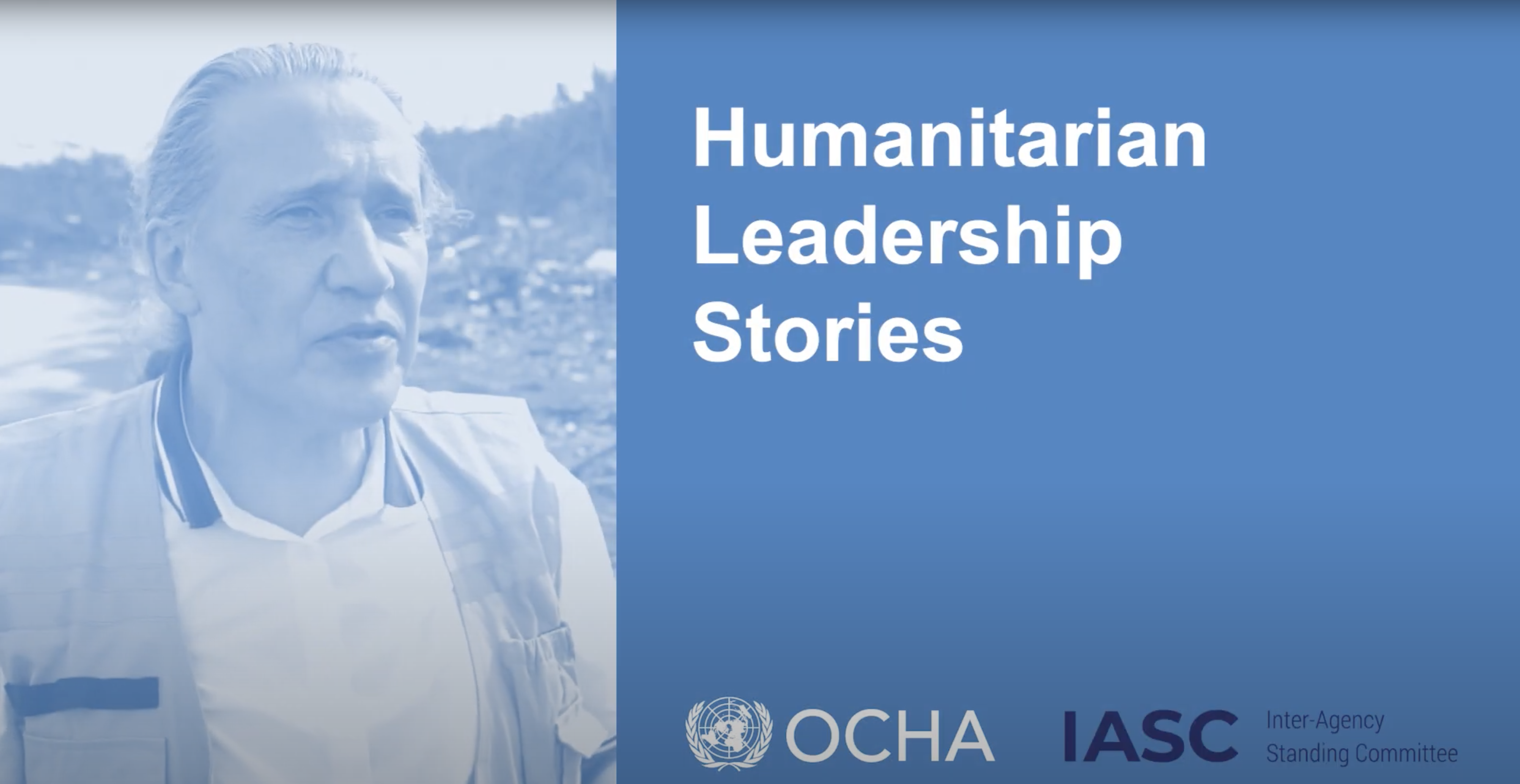 Gustavo Gonzalez's humanitarian leadership story