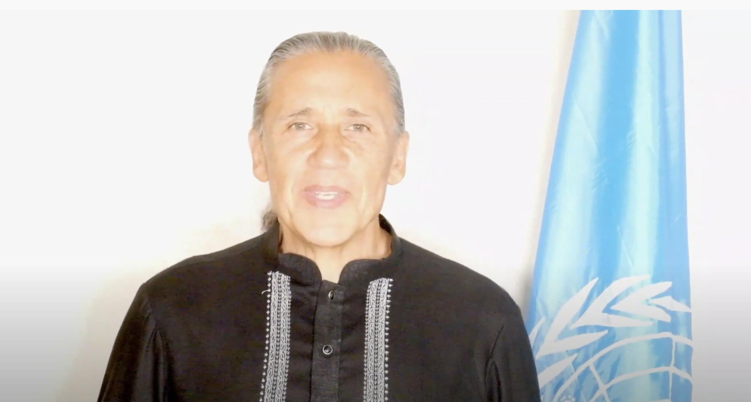 Resident Coordinator Gustavo Gonzalez