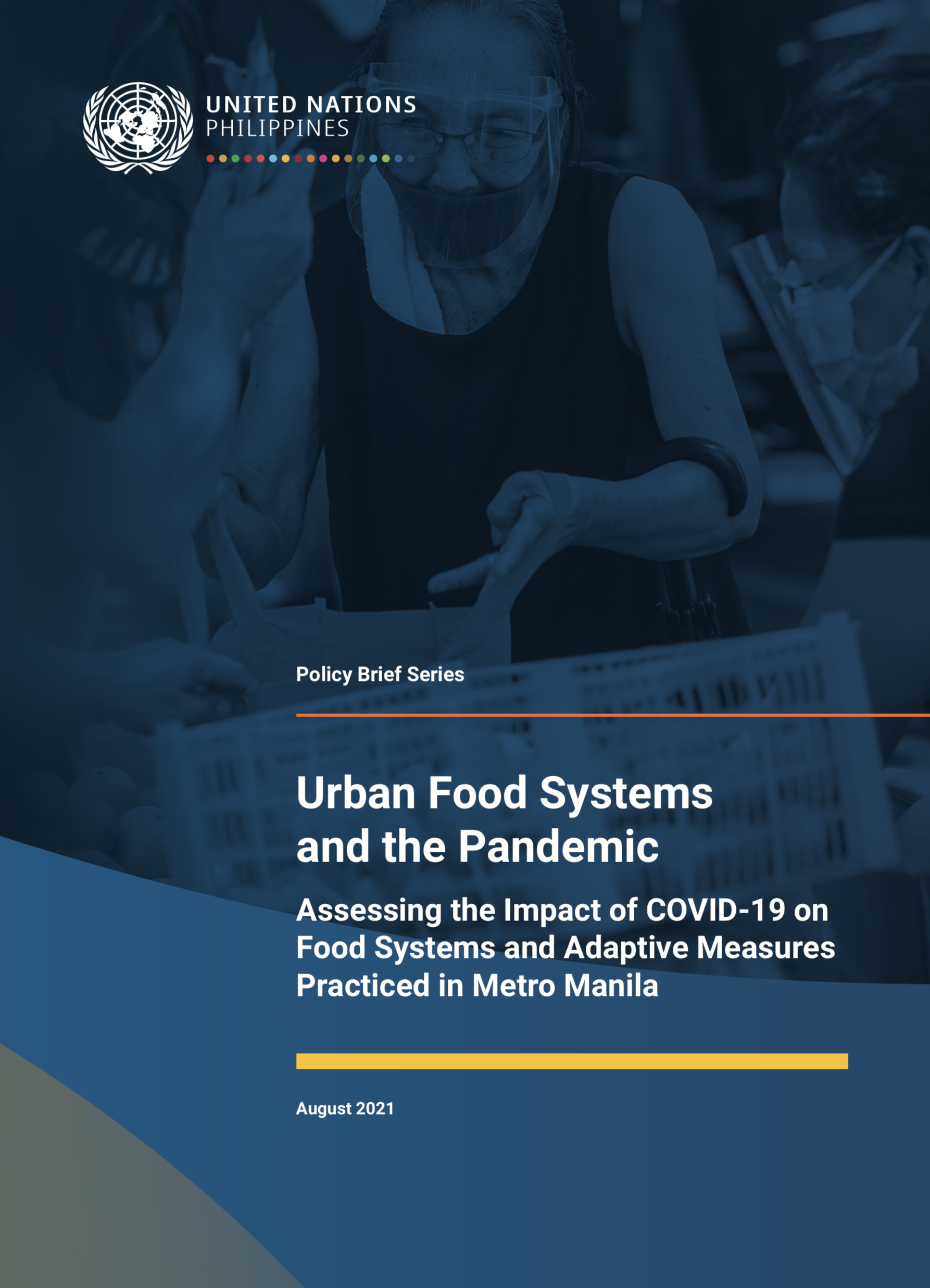 Urban Food Systems and the Pandemic