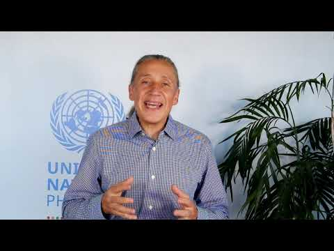 UN Resident Coordinator in the Philippines' message for the UP-CIFAL Graduation Ceremony