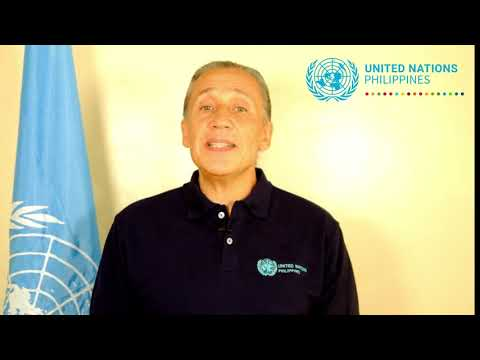 Message of the UN Philippines Resident Coordinator for the 12th Congress of the Philippine Alliance of Human Rights Advocates (PAHRA)