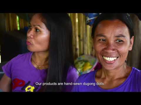 UNDP SGP 5 features women