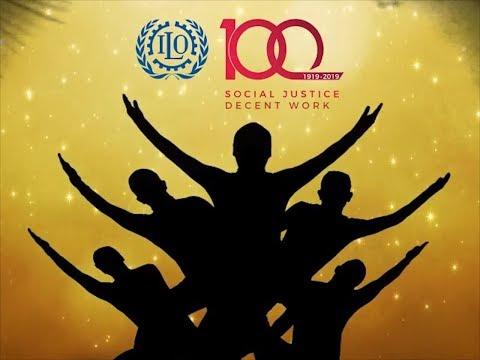ILO 100: We've got a vision by El Gamma Penumbra