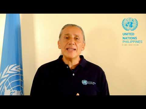 Message of the UN Philippines Resident Coordinator for the 360 Summit 2021