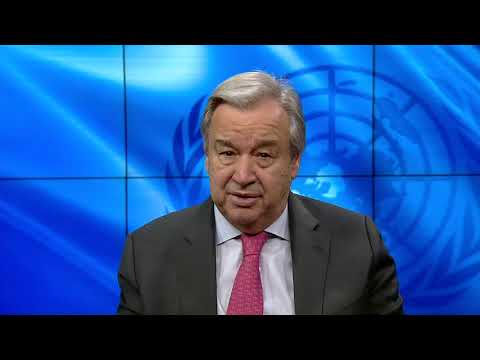 UN Secretary-General's Message for International Day for Multilateralism and Diplomacy for Peace, 21 April 2021
