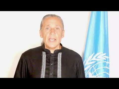 Message of the UN Philippines Resident Coordinator on Prevention of Terrorist Use of the Internet