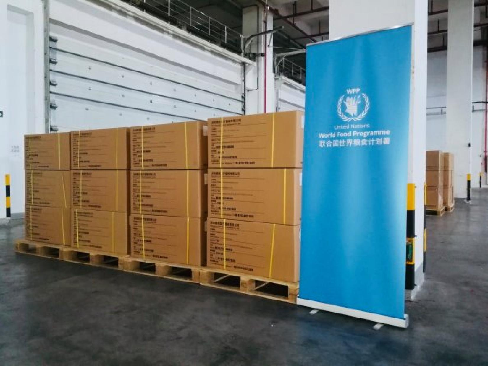 Wfp Arranges Two Cargo Flights To Bring Ppe To Manila United Nations In Philippines