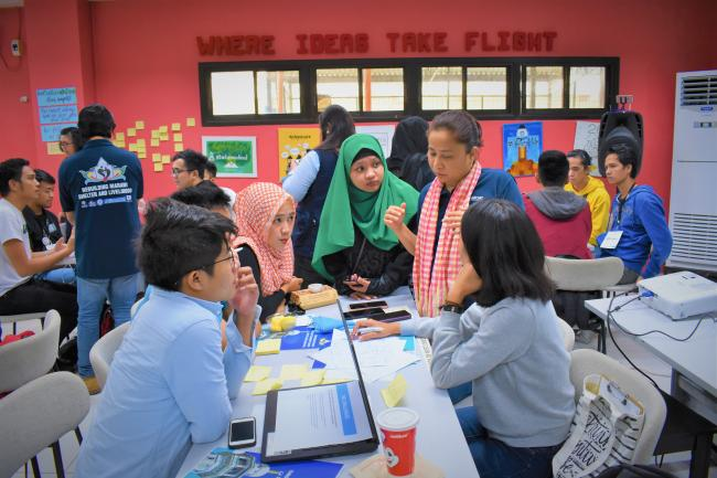 Clean technology hackathon in Marawi City