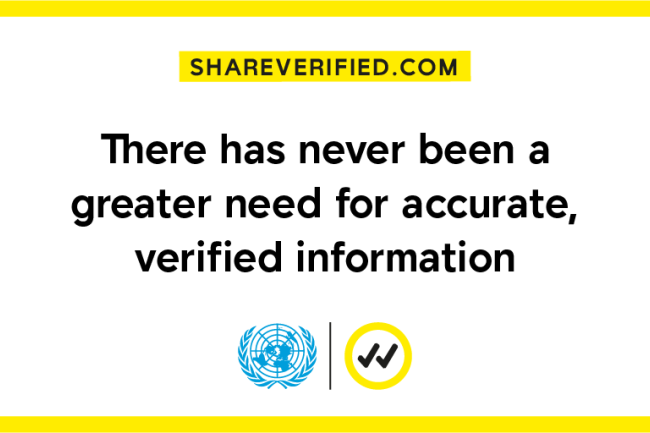 Verified campaign