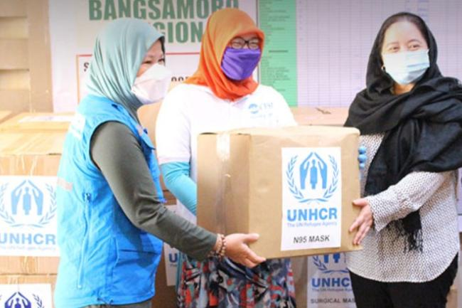 UNHCR stays and delivers in Mindanao