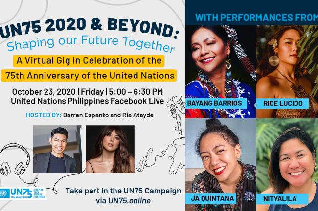 UN Day celebration in the Philippines