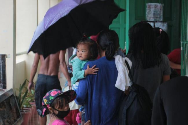 UNICEF concerned about situation of children affected by typhoons in the Philippines