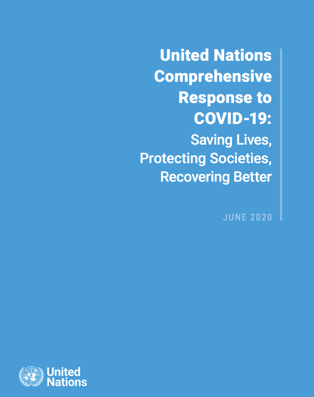 UN Comprehensive Response to COVID-19