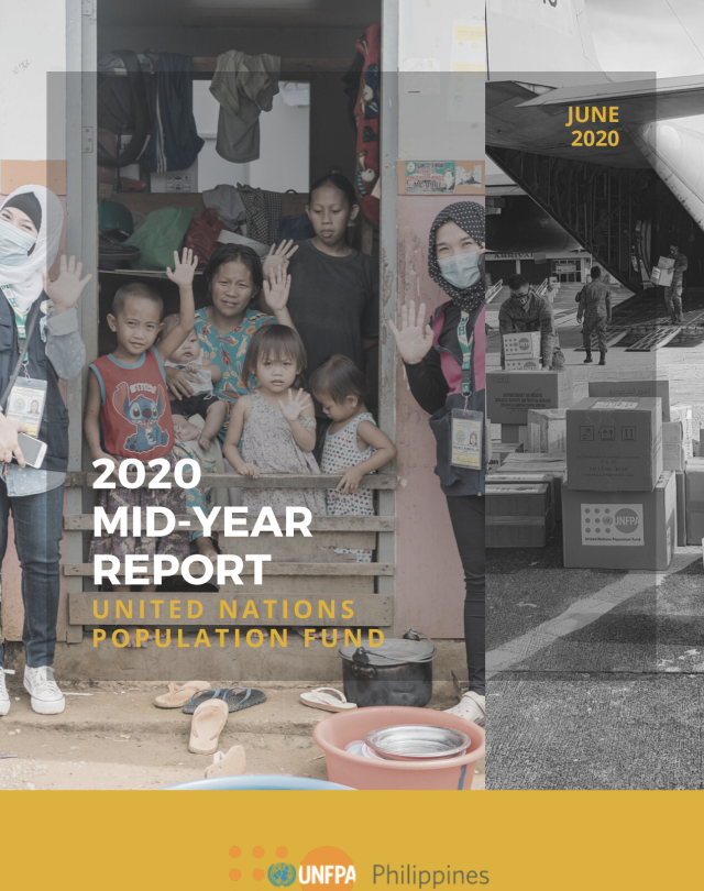 UNFPA Philippines 2020 Mid-Year Report