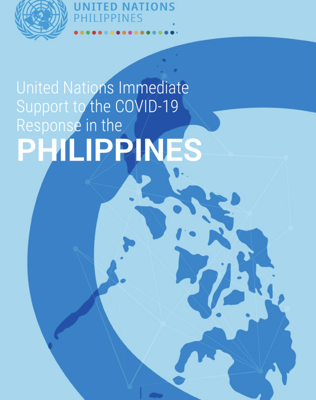 UN Immediate Support to the COV ID-19 Response in the Philippines