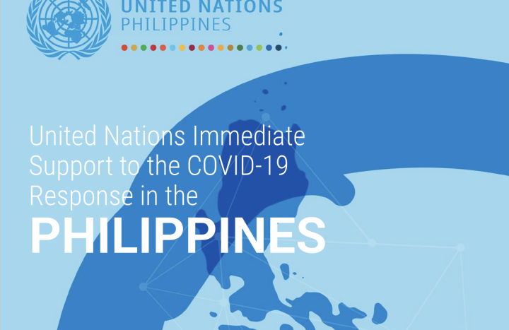 UN immediate support to COVID-19 response in the Philippines
