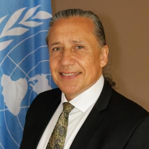 Mr. Gustavo Gonzalez, UN Resident Coordinator and Humanitarian Coordinator in the Philippines